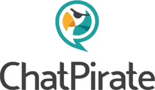 ChatPirate logo