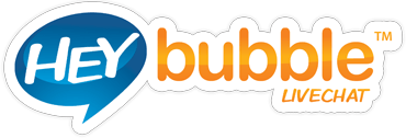HeyBubble logo